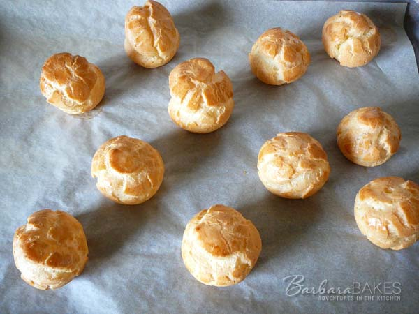 Cream-Puff-Shells