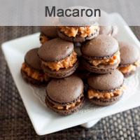 Samoa Macarons