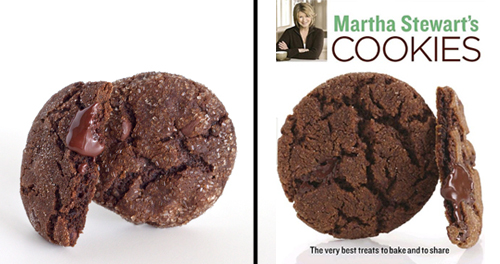 Milk Chocolate Cookies Martha Stewart