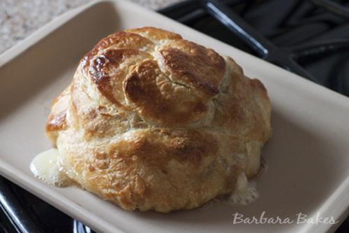 Brie en Croute