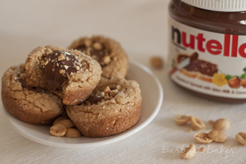 Peanut-Butter-Nutella-Cookie-Cups-1
