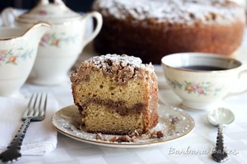 Panera Bread Cinnamon Crumb Coffee Cake Price