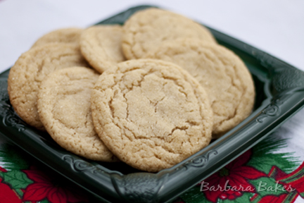 Chewy Caramel Stuffed Sugar Cookies