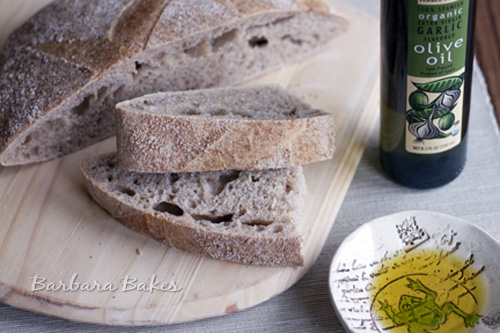 French Country Sour Dough Bread