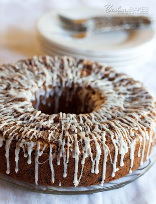 Snickerdoodle Coffee Cake   Barbara Bakes