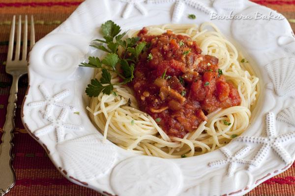 Spaghetti Matrichana