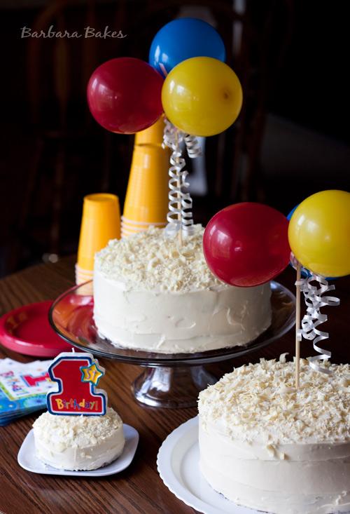 Smash Cake Recipe Barbara Bakes