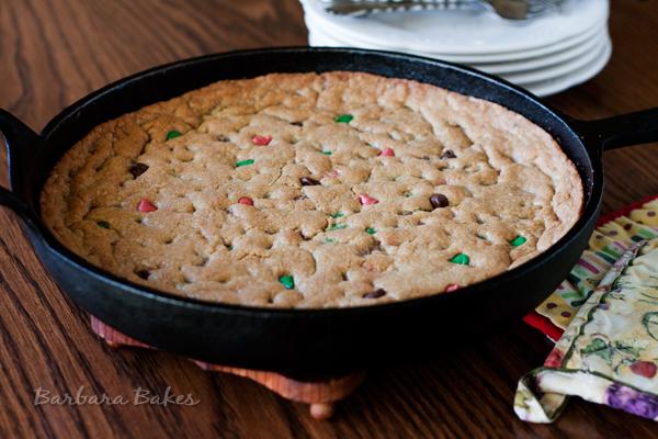 Skillet-Chocolate-chip-Cookies-Barbara-B