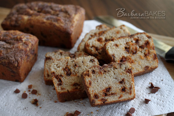 Snickerdoodle Bread @BarbaraBakes
