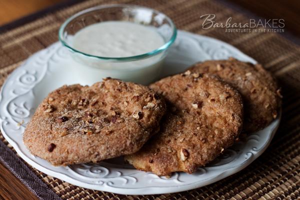 Crispy Cinnamon Rounds Recipe   BarbaraBakes.com