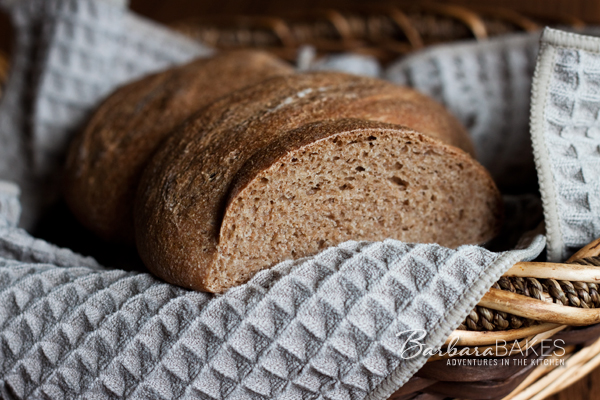 how to cook spelt bread