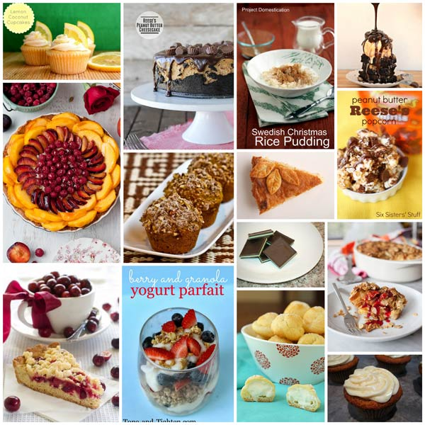 Favorite Blogger Recipes @BarbaraBakes.com