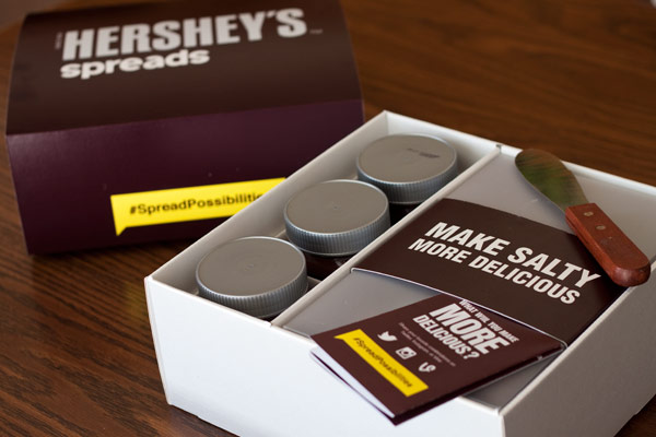 Hershey's Spreads Boxed