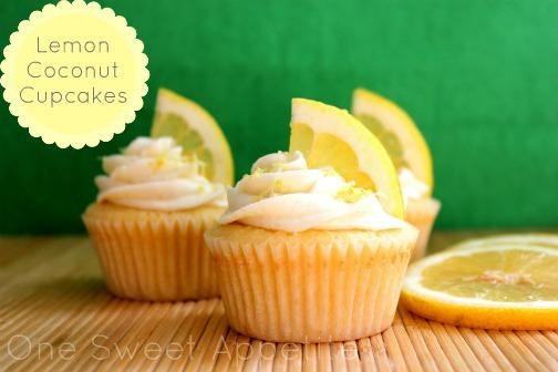 lemoncoconutcupcakes