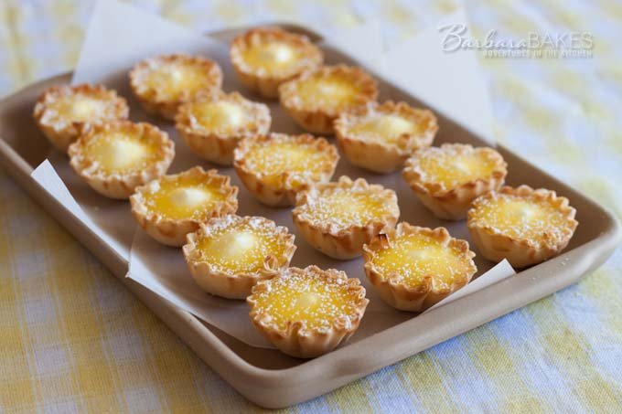 No Bake Lemon Cheesecake Bites recipe from Barbara Bakes