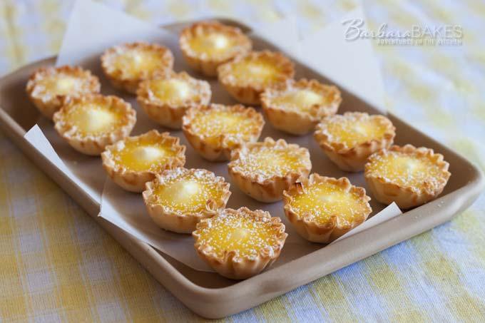No Bake Lemon Cheesecake Bites recipe from Barbara Bakes