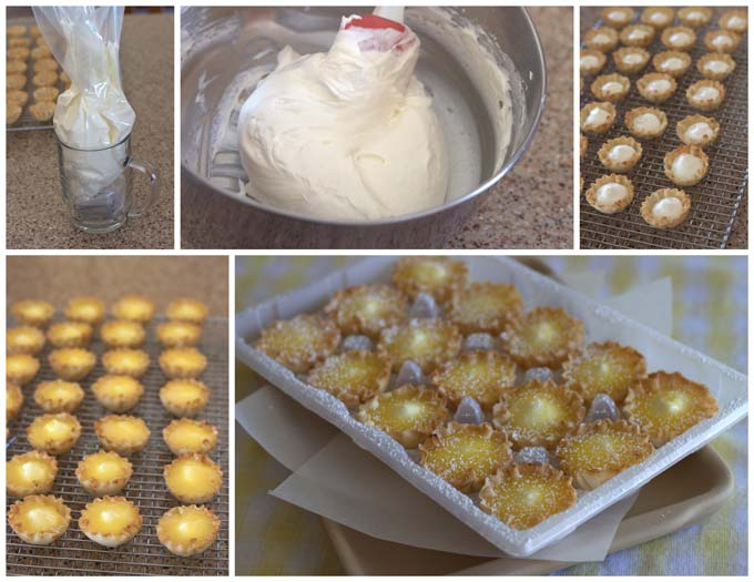 How To Make No Bake Lemon Cheesecake Bites from Barbara Bakes
