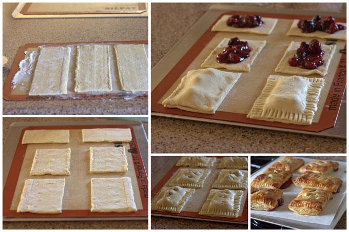 How to Make Raspberry Hand Pies
