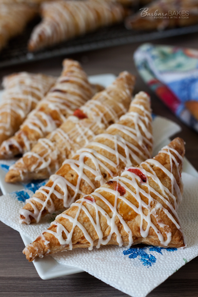 recipe: cherry turnovers with phyllo dough [26]