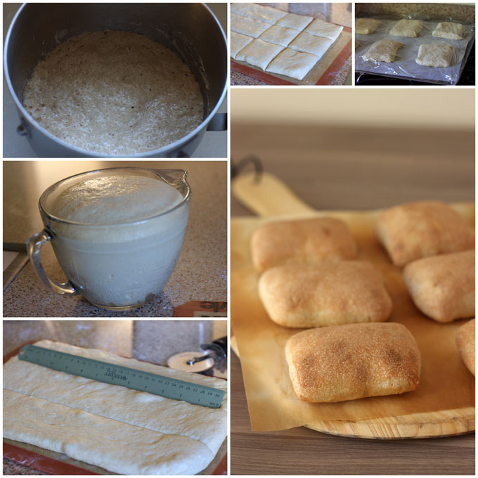 How To Make Whole Wheat Torta Rolls