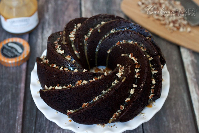 Robert E Lee Bundt Cake