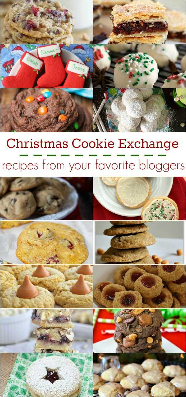 Christmas Cookie Exchange 2014