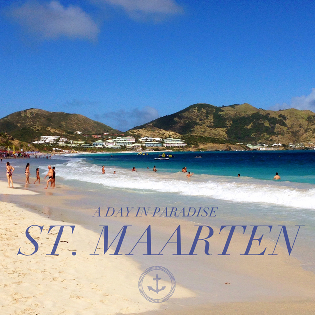 A Day In Paradise St. Maarten using Studio