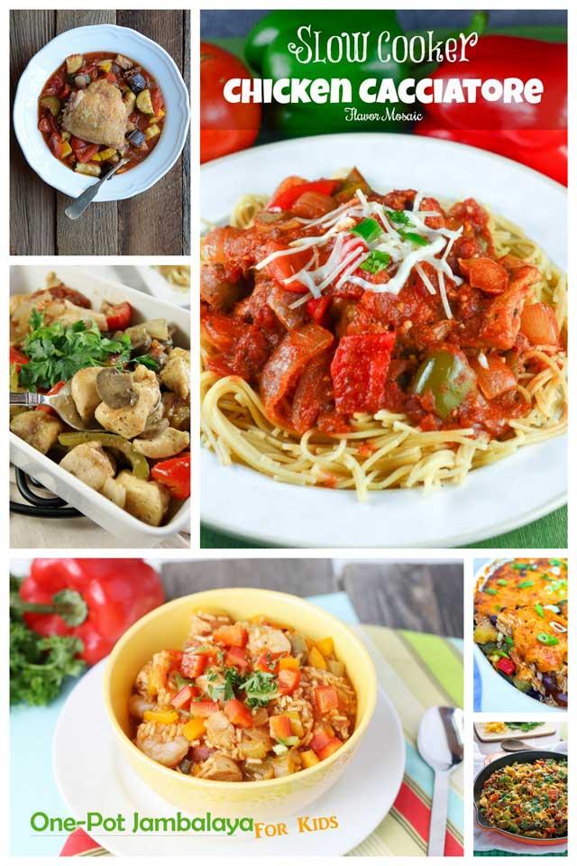 Healthy One Pot Chicken Recipes