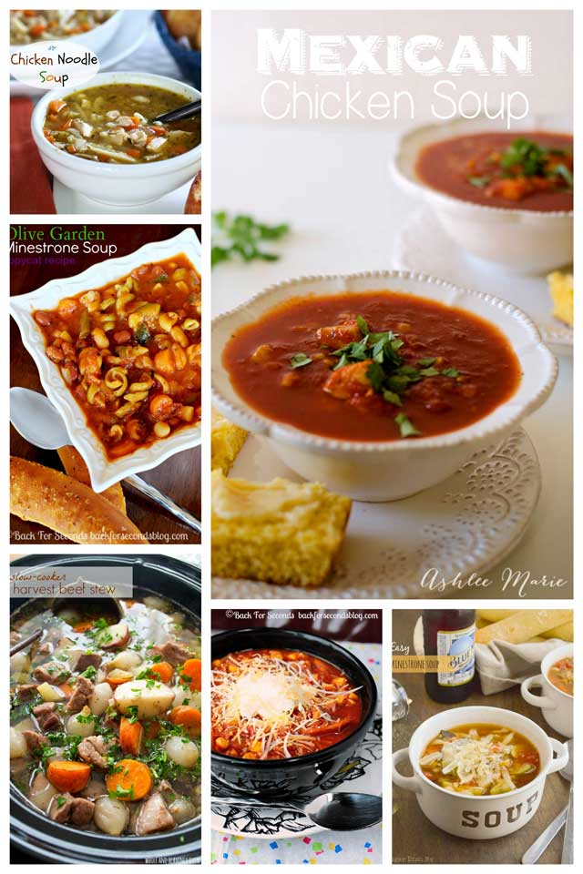 Healthy One Pot Soup Recipes