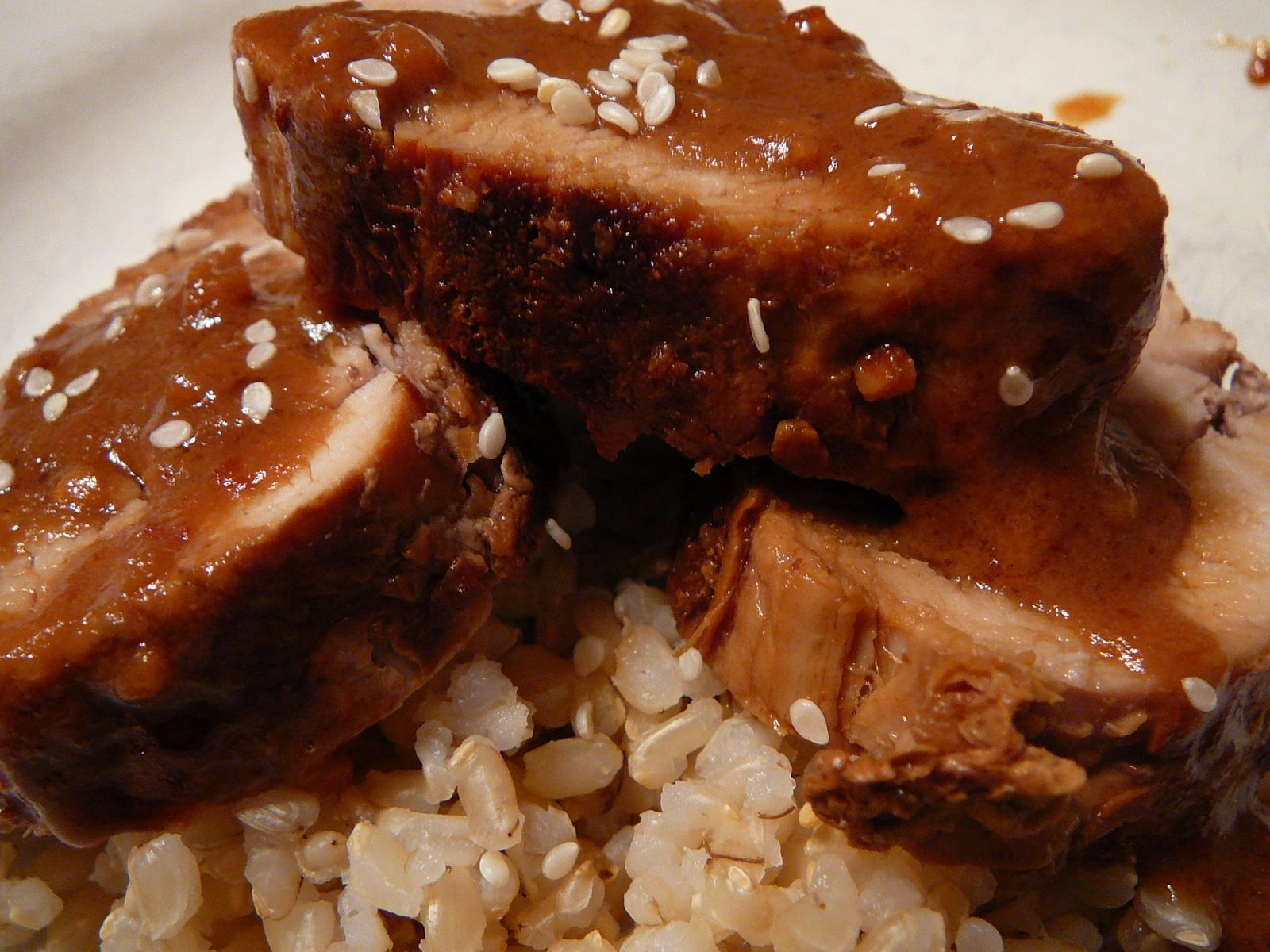 Asian style pork recipes