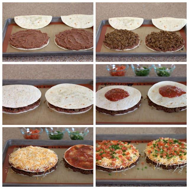 Making Copycat Bajio Mexican Pizza