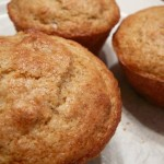 Very Berry Orange-Oat Muffins