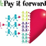 Pay It Forward and an Award