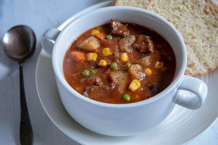 Round Beef Stew