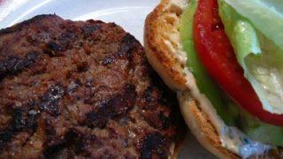 Southwest Chipotle Burgers