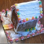 Daring Bakers' Gingerbread House