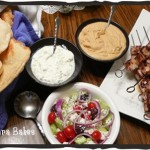 Daring Cooks Mezze Challenge: Pita Bread and Hummus