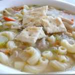 Quick Homemade Chicken Noodle Soup
