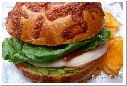 California Club Sandwich and Awards