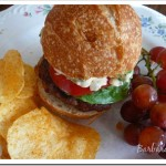 Southwest Chipotle Burger Sliders