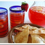 Strawberry Lemonade, Cinnamon Chips and NOVICA Giveaway