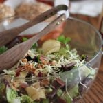 Chicken Apple Salad with Candied Walnuts