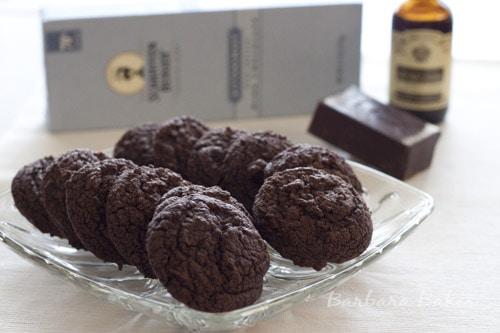 Tartine Bakery Deluxe Double Chocolate Cookies
