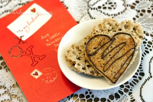Nestle Florentine Cookies