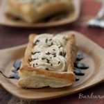 Puff Pastry Maple Bars