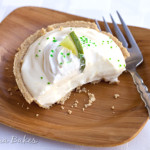 Whipped Key Lime Curd Tarts