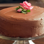 Hershey's Perfectly Chocolate Chocolate Cake and Perfectly Chocolate Chocolate Frosting