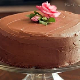 Hersheys Perfectly Chocolate Cake Barbara Bakes