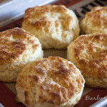 Buttermilk Biscuits aka Australian Scones