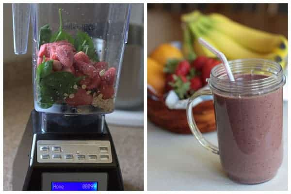 A Blendtec Blender is a workhorse in the kitchen.